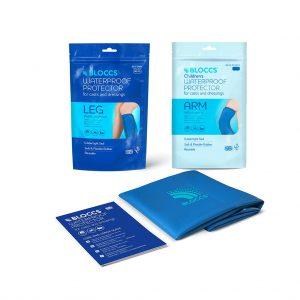 protections de plâtre bloccs